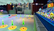 Mario Sonic Olympic Winter Games Gameplay 308