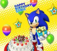 Sonic 21st