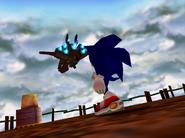 Sonic Adventure DC Cutscene 102