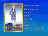 Sonic X karta 84