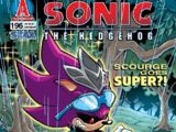 Archie Sonic the Hedgehog Issue 196