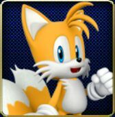 Tails Sonic 4