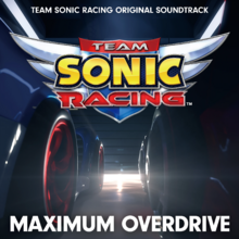 TeamSonicRacingOriginal SoundtrackMaximumOverdrive