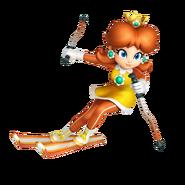 Winter Olympics Daisy