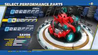Zavok Juggernaut Plating Rear