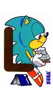 Alphabet Sonic 10