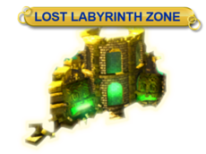 Rollover labyrinth on