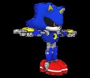 S4 Model Metal Sonic