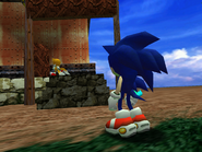 Sonic Adventure DC Cutscene 077