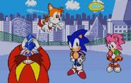 Sonic Gameworld gameplay 55