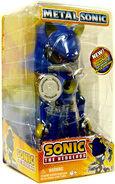Ten inch Metal Sonic