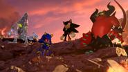 Villanos Sonic Forces