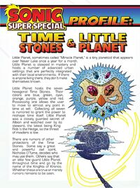 What'sWhat-TimeStones&Little Planet