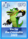 Card 078 (Sonic Rivals)