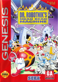 Dr.RobotniksMeanBeanPortada