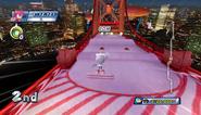 Mario Sonic Olympic Winter Games Gameplay 190
