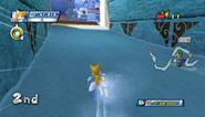 Mario Sonic Olympic Winter Games Gameplay 234