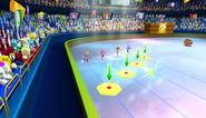 Mario Sonic Olympic Winter Games Gameplay 295