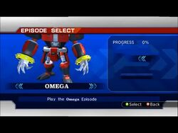 Omega-story