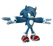 Runners Model Werehog