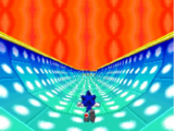 Specjalny poziom (Sonic Rush)