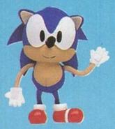 SegaSonic 2 Sonic