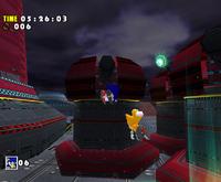 Sky Deck DX Sonic 64