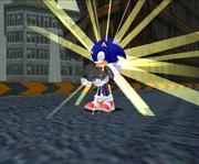 Sonic Adventure DX Cutscene 705