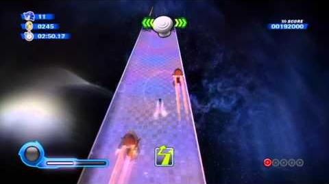 Sonic Colors - Starlight Carnival Act 1