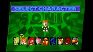 Sonic R select 2