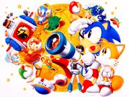Sonic Screen Saver 28