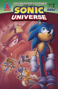 Sonic Universe Numero 14