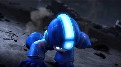 Super Smash Bros Wii U New Character - Megaman!