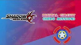 Digital Circuit (Hero mission) - Shadow the Hedgehog