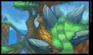 Forest Falls koncept 1