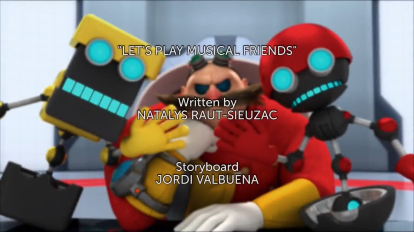 Lets Play Musical Friends title card