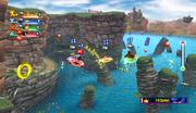 Mario Sonic London Gameplay 231