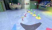Mario Sonic Olympic Winter Games Gameplay 317