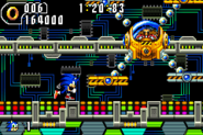 Sonic Advance 2 screenshot 1
