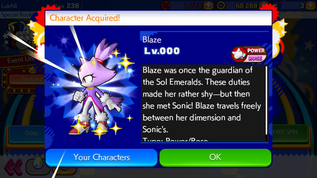 File:Sonic Runners Blaze unlocked.png