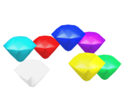 Chaos Emeralds Sonic Heroes
