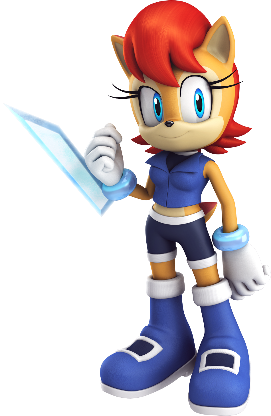 Sally Acorn | Sonic News Network | FANDOM powered by Wikia