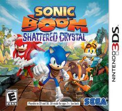 SB Shattered Crystal NA Box Art
