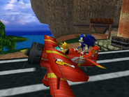 Sonic Adventure DC Cutscene 082