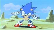 Sonic CD ending 06