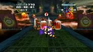 Sonic Heroes Hang Castle Team Dark 6