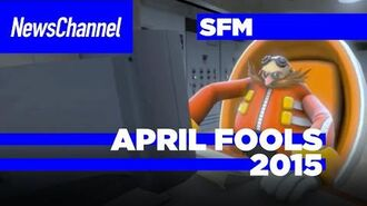 Sonic News Channel A Very Late April Fools Video?