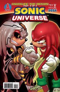 Sonic Universe Numero 11