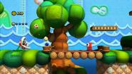 Yoshi's Island Stage