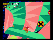 Chaotix special stage3